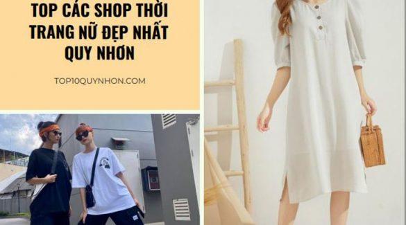 [Bỏ Túi] #7 Shop quần áo nữ đẹp và chất lượng nhất ở Quy Nhơn