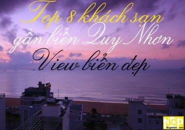 Top 8️⃣ Khách Sạn Gần Biển Quy Nhơn Có View Biển Đẹp Nhất