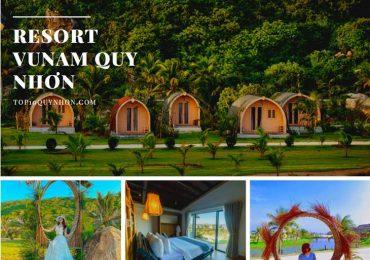 Review Vunam Quy Nhơn – Khu du lịch nghĩ dưỡng xịn xò nhất Xứ Nẫu