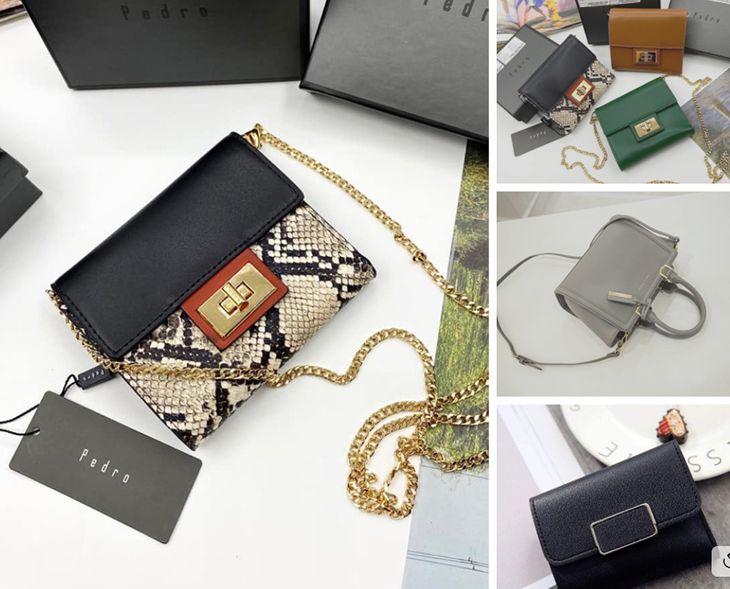 Với rất nhiều loại túi xách, và mức giá rất hợp túi tiền - Top10quynhon