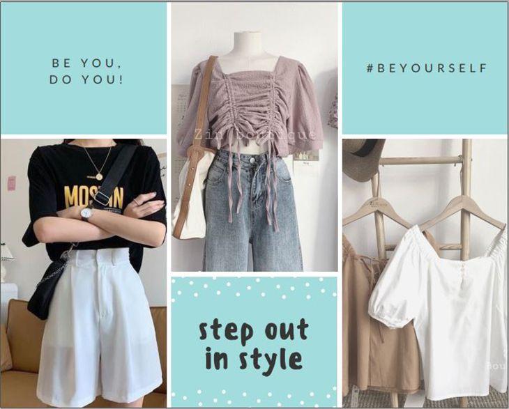 Zin boutique là một shop thời trang nữ rất được yêu mến ở Quy Nhơn